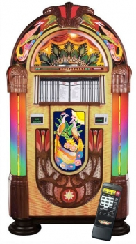 Rock-Ola Peacock CD Jukebox