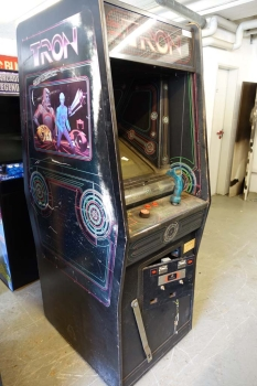 Bally Midway Tron Arcade Videospielautomat - US Import