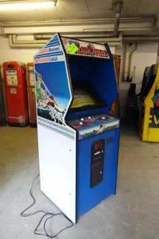 Centuri Track and Field Arcade Videospielautomat - US Import