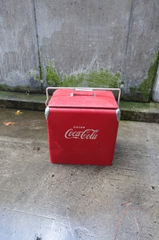 Coca-Cola Picnic Cooler Picknick Kühlbox - US Import - Kopie