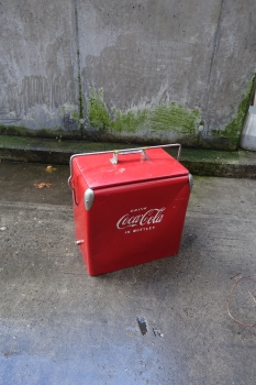Coca-Cola Picnic Cooler Picknick Kühlbox - US Import