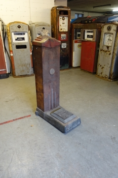 1930er American Scale Mfg Co. Penny Scale - US Import