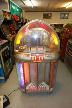 Wurlitzer 1100 Musikbox Jukebox - US Import