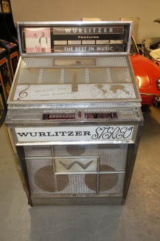 Wurlitzer 2710 Musikbox Jukebox - US Import