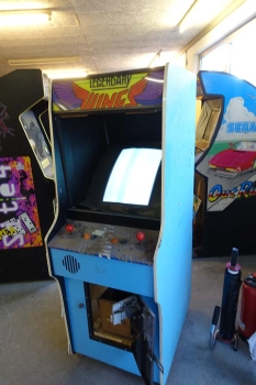 Nintendo Dedicated Legendary Wings Conversion Arcade Videospielautomat - US Import