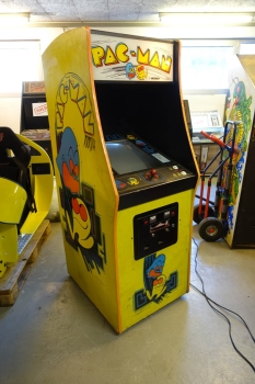 Bally Midway Pac-Man Arcade Videospielautomat - US Import
