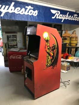 Bally Midway Satan`s Hollow Arcade Videospielautomat - US Import