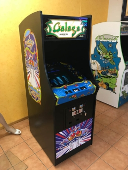 Bally Midway Galaga Arcade Videospielautomat - US Import