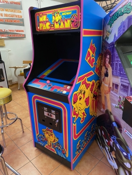 Bally Midway Ms. Pac-Man Arcade - US Import