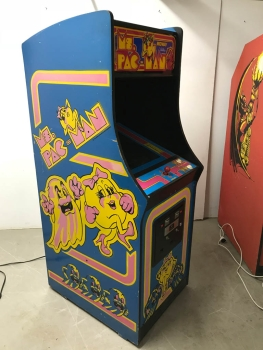 Bally Midway Ms. Pac-Man Arcade Videospielautomat - US Import