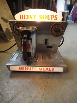 Light up Heinz Soups Minute Meal - US Import