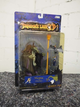 Dragon`s Lair 3D Action Figures Mordroc with Ding Bats / Series One