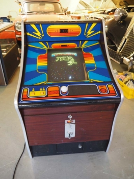 Data East Astro Fighter Super Mini Arcade Videospielautomat - US Import