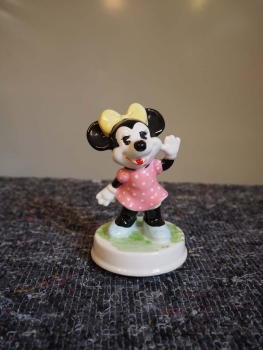 Walt Disney dancing Minnie Mouse Figur