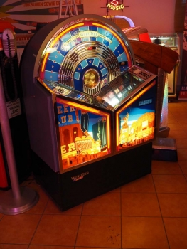 Deutsche Wurlitzer Las Vegas CD Jukebox
