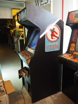 DataEast Karate Champ Arcade Videospielautomat - US Import