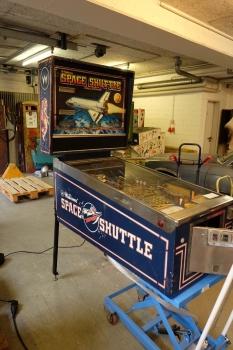 Blackforest Warehouse Online Shop - Williams Space Shuttle