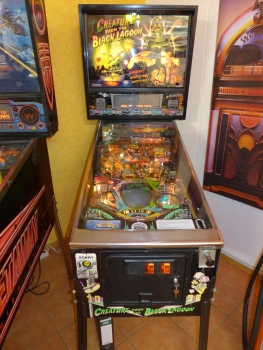 Bally Creature from the Black Lagoon Pinball