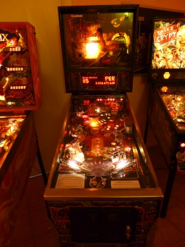 Gottlieb Freddy a Nightmare on Elm Street Pinball