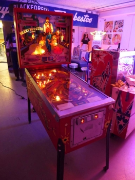 Gameplan Sharpshooter Pinball Flipper - US Import