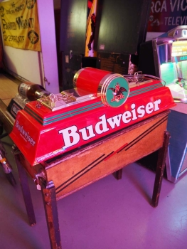 Budweiser Anheuser Bush Poollamp Billiardtisch Lampe