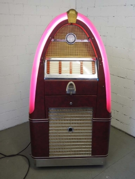 Aireon 500 Coronet Jukebox mit Tonar Scope - US Import