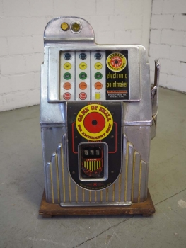 Buckley Beerama Electric Pointmaker Slotmachine Einarmiger Bandit - US Import