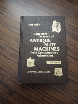 Slot Machines of Yesteryear 4 Bücher im Set - US Import