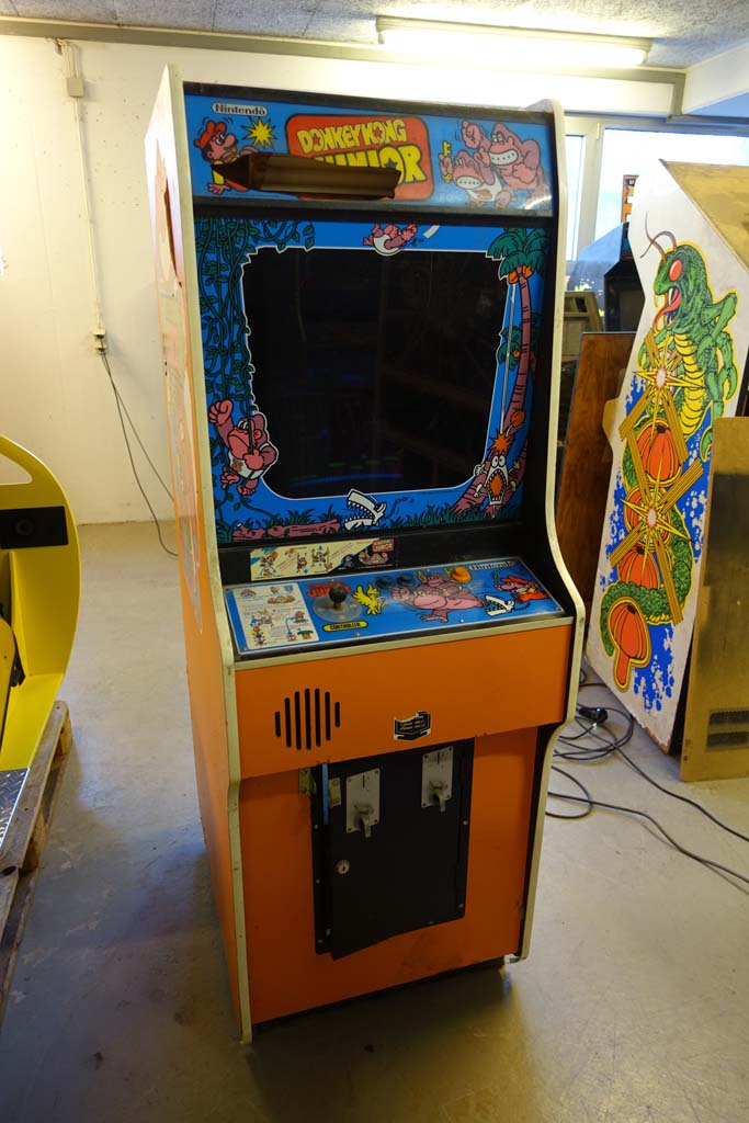Blackforest Warehouse Online Shop Nintendo Donkey Kong Jr Arcade