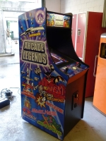 Chicago Gaming Company Arcade Legends Arcade Videospielautomat - US Import