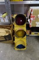 Yellow Traffic Light Ampel - US Import