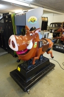 Disney Pumbaa Kiddie Ride - US Import