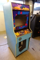 Nintendo Dedicated Rare Bally Mad Crasher Conversion Kit Arcade Videospielautomat - US Import