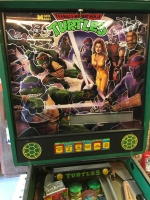 Data East Teenage Mutant Ninja Turtles TMNT Flipper Pinball
