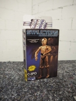 Star Wars Structors Action Walkers C-3PO mpc
