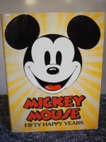 Walt Disney Mickey Mouse Fifty Happy Years  Buch