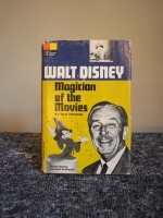 Walt Disney Magician of the Movies Buch