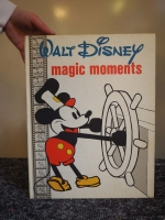 Walt Disney magic moments Buch