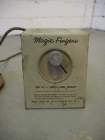Magic Fingers Massaging Assembly Motel Bett Vibrator - US Import